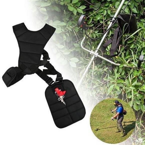 prsluk za nošenje trimera za travu