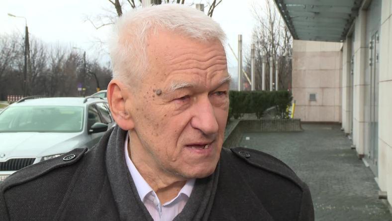 """Kornel Morawiecki: """"mój syn świetnie sobie radzi w rządzie"""""""