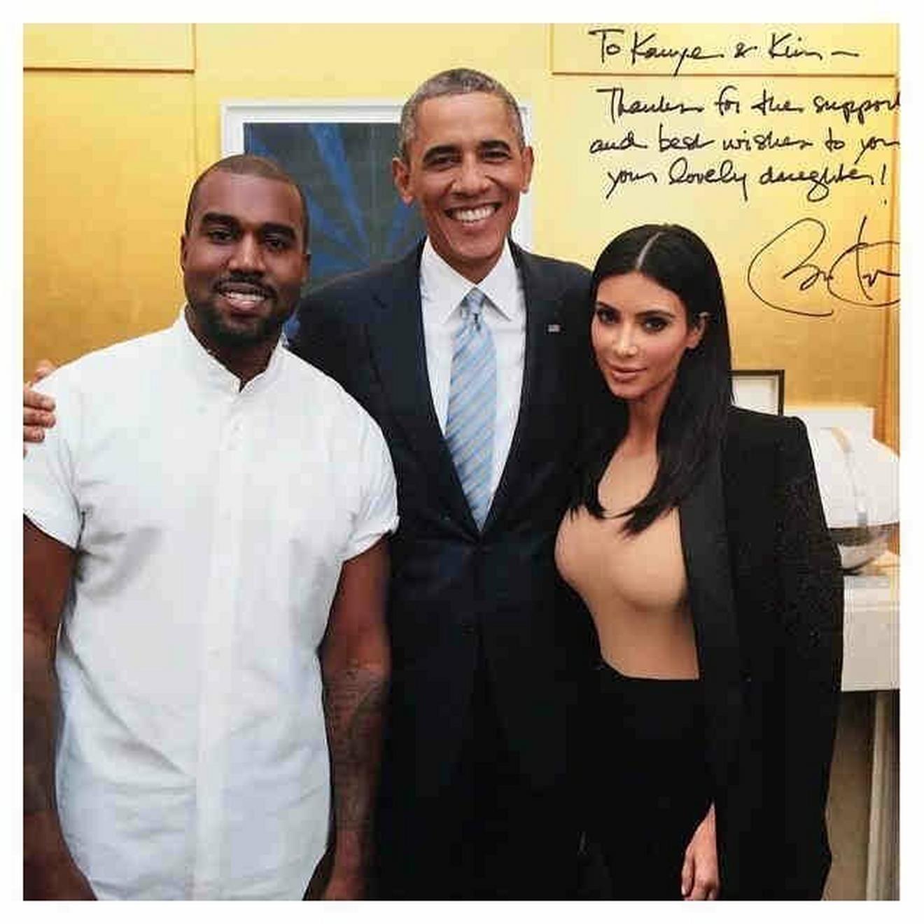 Barak Obama sa svojim starim prijateljima, a sadašnjim neprijateljima