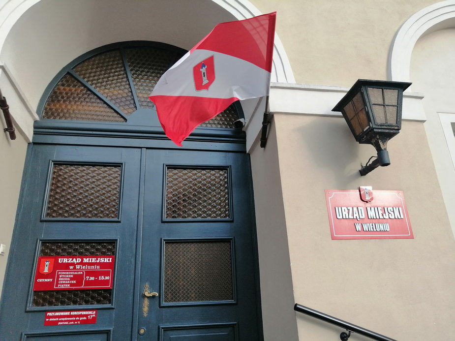 Urząd Miejski w Wieluniu