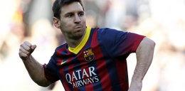 Messi walczy o fortunę