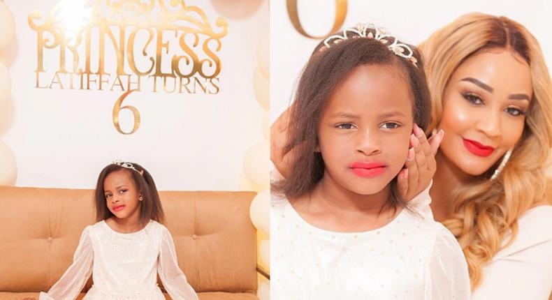 Photos from Princess Tiffah Dangote's Birthday Party