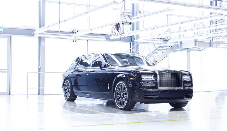 Rolls-Royce Phanton