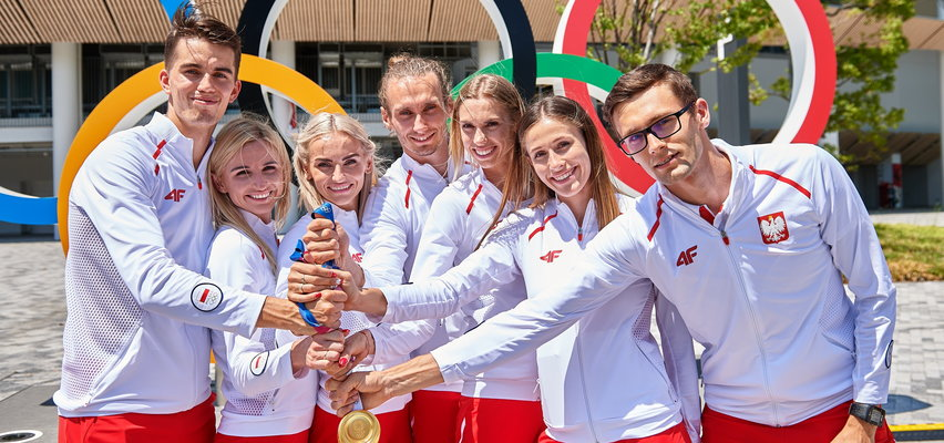 Sztafeta odebrała złote medale. Polakom grożono dyskwalifikacją!