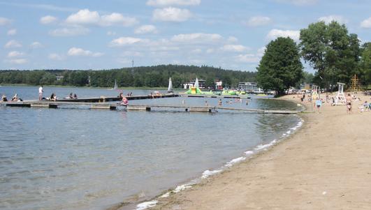 Weekend w Olsztynie: finał Projektu Plaża