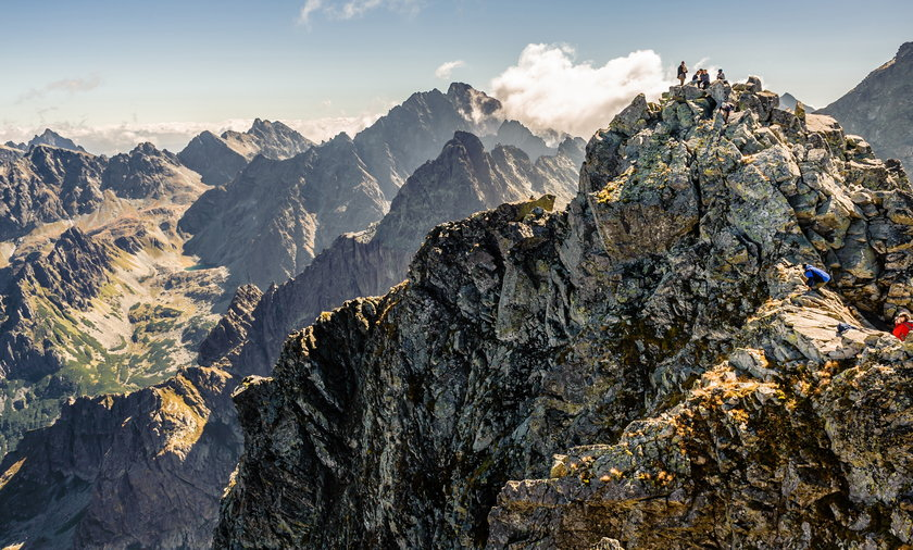 Dwie ofiary śmiertelne w Tatrach