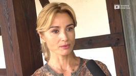 Joanna Brodzik ze łzami w oczach wspomina Małgorzatę Braunek: Była naszą królową pszczół