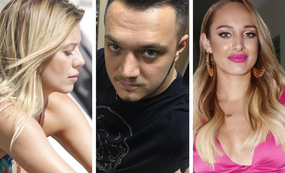 Kija Kockar, Nenad Marinković Gastoz i Luna Đogani