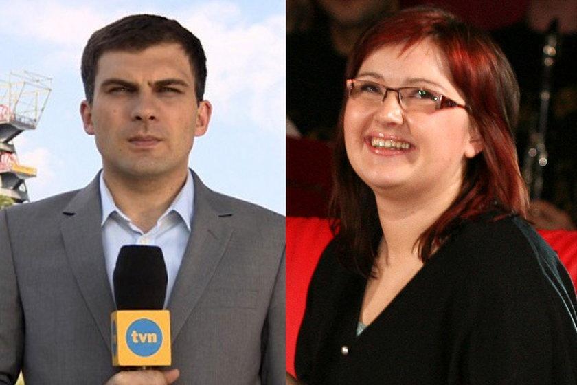 Poszukiwane osoby to dziennikarka TVP Brygida Forsztęga-Kmiecik, jej mąż dziennikarz stacji TVN Dariusz Kmiecik i ich dziecko