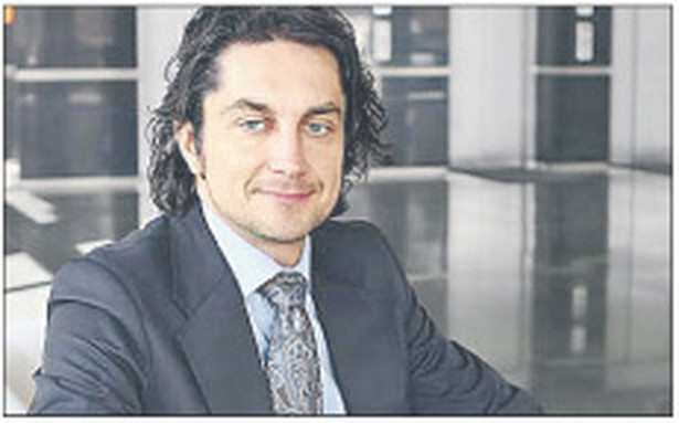 Piotr Gąska, dyrektor departamentu zarządzania produktami, Millennium Leasing Fot. Wojciech Górski