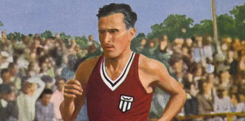 Zdobył medal dla Polski, wrzucili go do dołu i zakopali