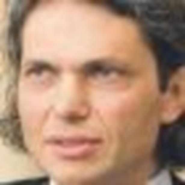 Dominik Libicki, prezes zarządu Cyfrowego Polsatu od 2001 roku. Członek rady nadzorczej spółki Polskie Media, nadawcy TV4 i rady nadzorczej POT, spółki Polsatu i TVN Fot. Wojciech Górski