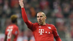 Franck Ribery zaprezentował swoje umiejętności