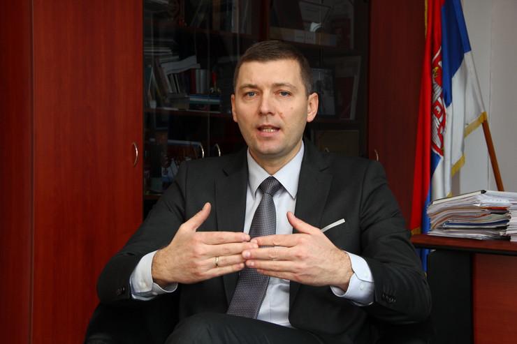 eu novac2 Nebojša Zelenović, gradonačelnik Šapca  Sanja Becejic