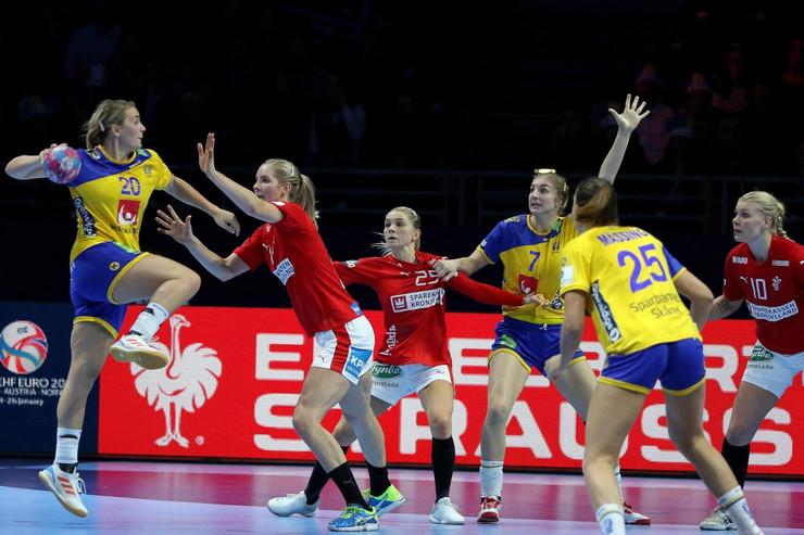 Ženska rukometna reprezentacija Švedske