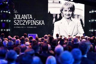 Kaczyński: Jola Szczypińska wzbudzała szacunek postawą pełną dobroci