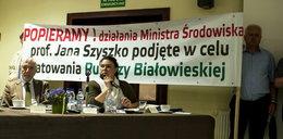 Dyrektor z Białowieży odwołana... bez przyczyny