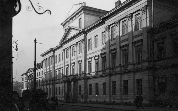 Siedziba Najwyższego Trybunału Administracyjnego w Warszawie przy ul. Miodowej