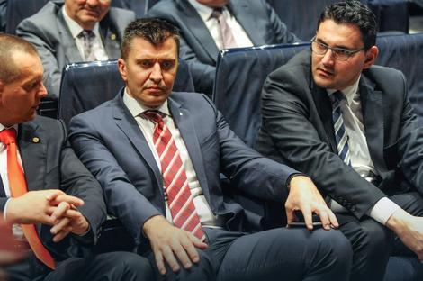 Zoran Đorđević, ministar odbrane Srbije