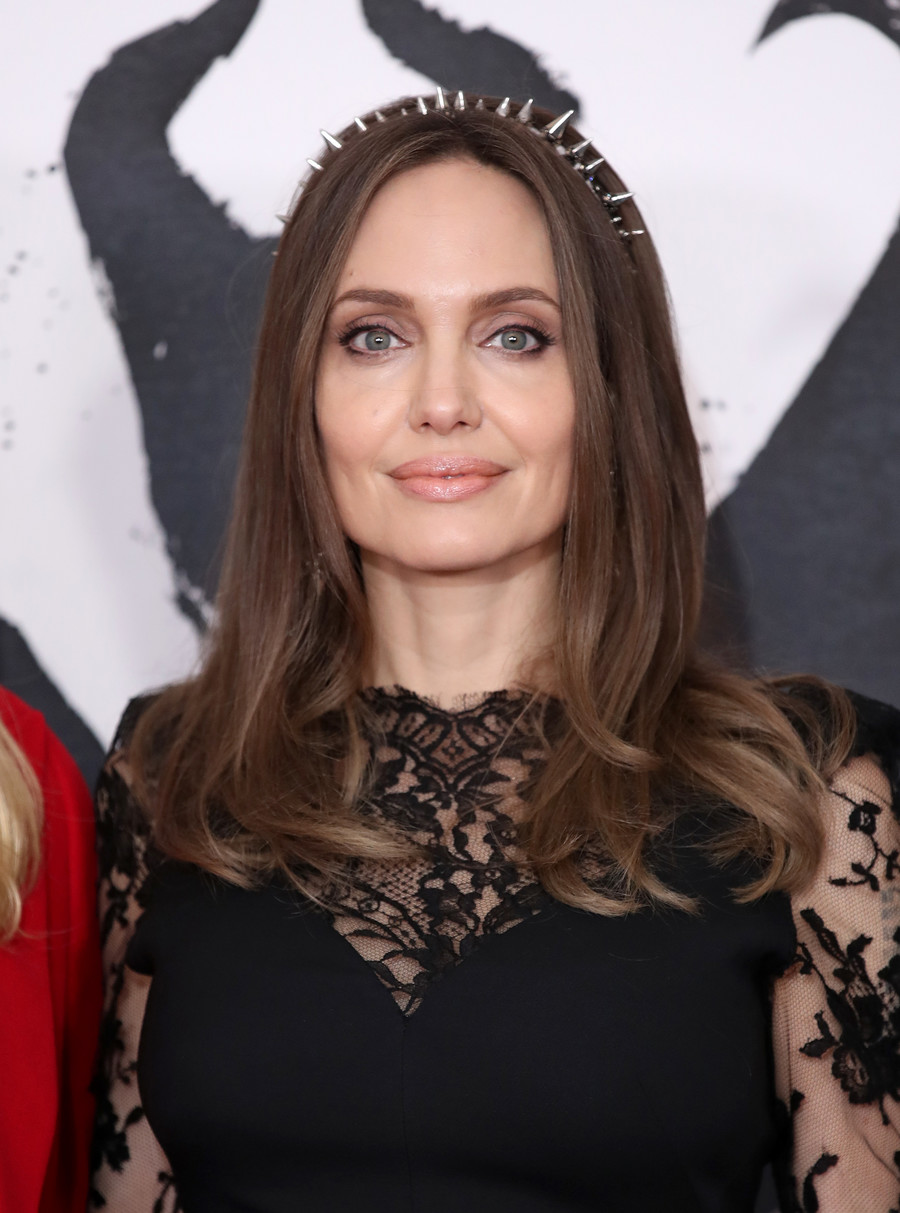 Angelina Jolie, 2019 / Mike Marsland/WireImage REQUIRED / GettyImages
