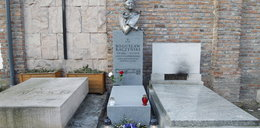 Oto nowy grób Bogusława Kaczyńskiego