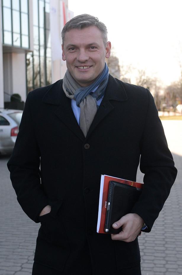 Paweł Papke nowym prezesem PZPS