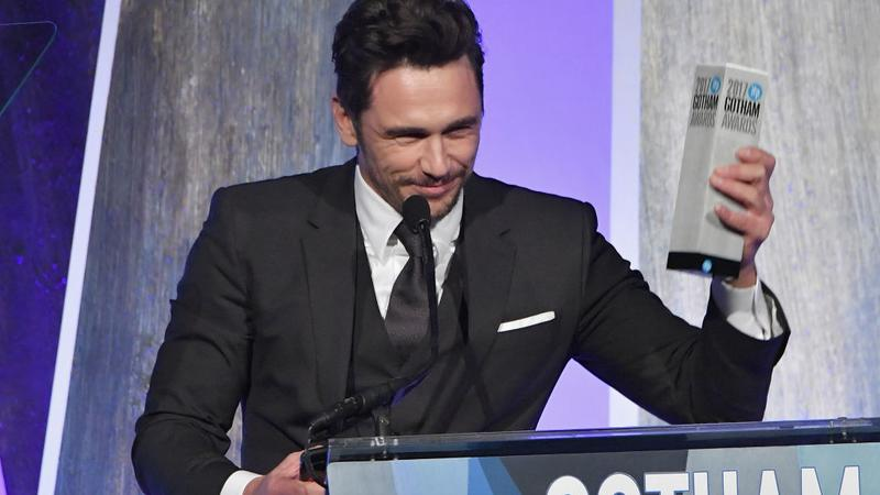 James Franco odebrał nagrodę dla najlepszego aktora