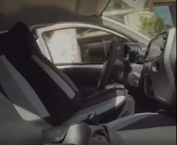 Kad auto stane