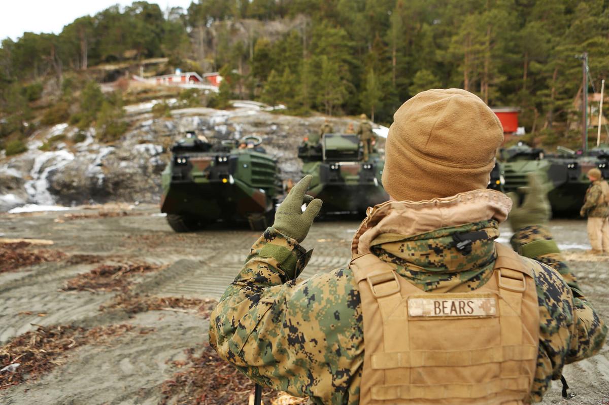 MOSKVA BESNA Amerika DUPLIRA broj marinaca u drzavi tik uz njenu granicu