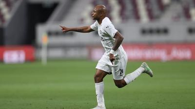 Video: Watch Andre Ayew's exquisite first goal for Al Sadd