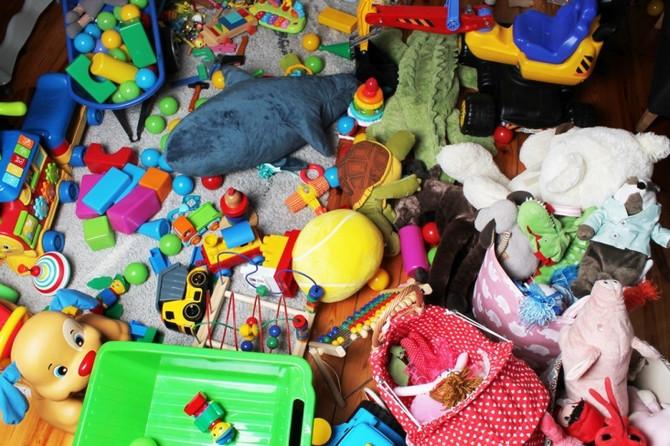 Koliko para ste vi bacili na igračke?