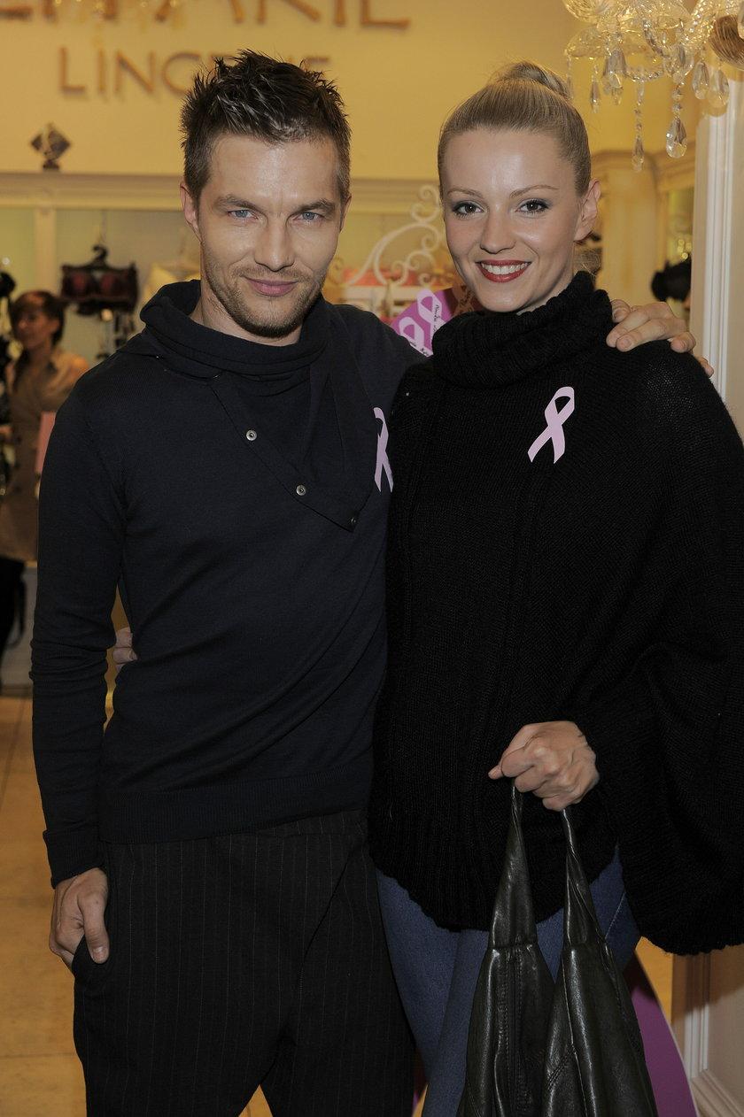 Dorota Szelągowska i Adam Sztaba