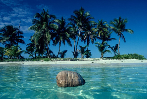 Preživeli su vadeći plutajuće kokosove orahe iz mora i sakupljajući kišnicu