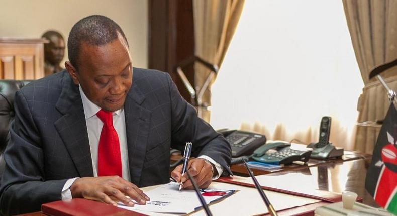 President Uhuru Kenyatta starts campaign to have foreign debts owed by African nations cancelled due to Covid19 crisis