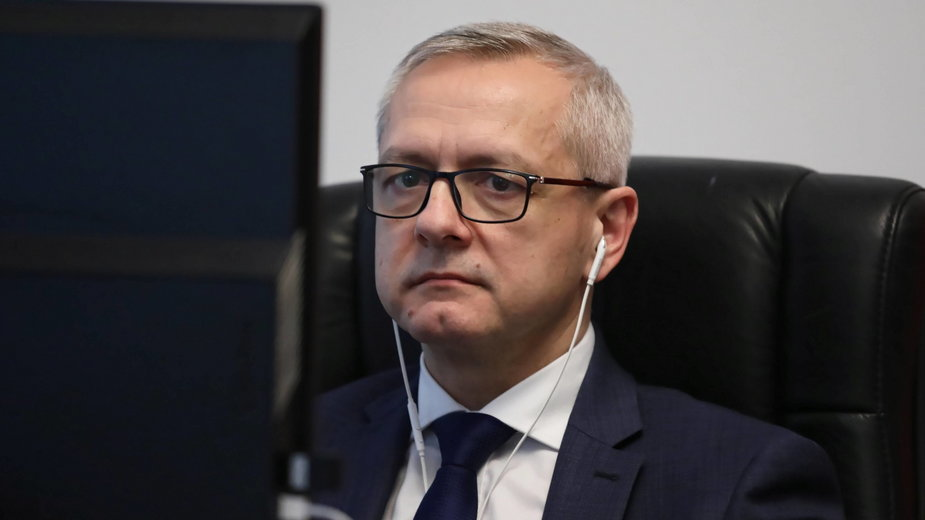 Pełnomocnik rządu ds. cyberbezpieczeństwa Marek Zagórski