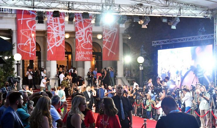 Sarajevo film festival, PR