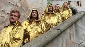 Chór Gregorian na koncertach w Polsce