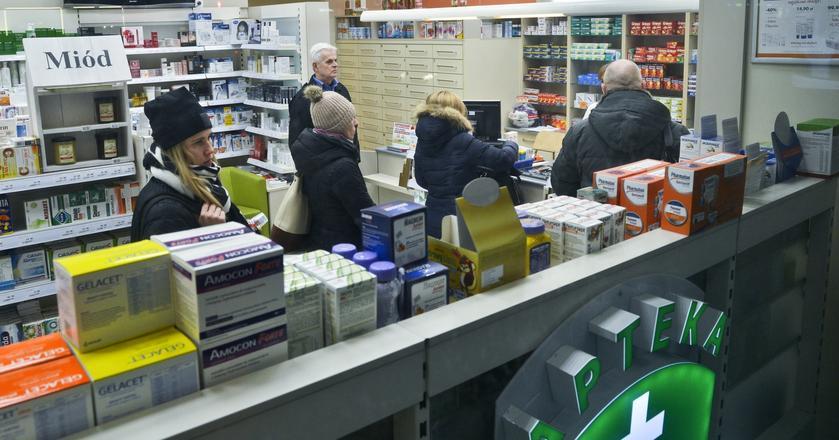"""Projektowi """"apteka dla aptekarza"""" sprzeciwiali się m.in. farmaceuci z firm rodzinnych"""