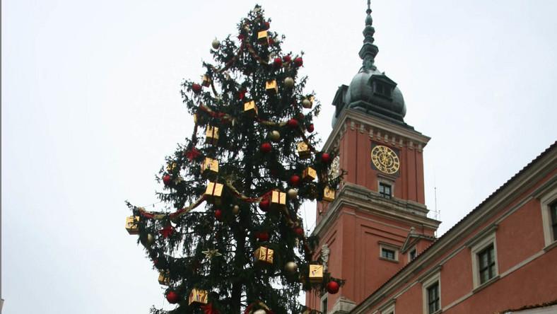 Czesi wypłacą jeszcze milion koron Brytyjczykowi, którego poharatała przewracająca się świąteczna choinka