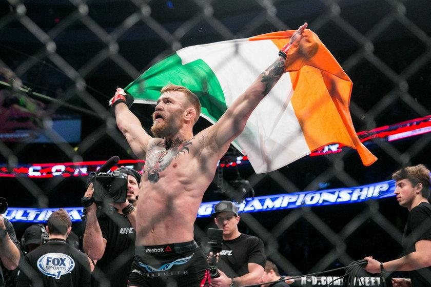 Szok! Mistrz MMA Connor McGregor ogłosił zakończenie kariery