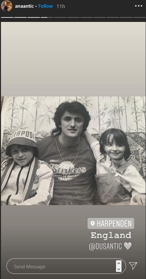 Radomir, Ana i Dušan Antić