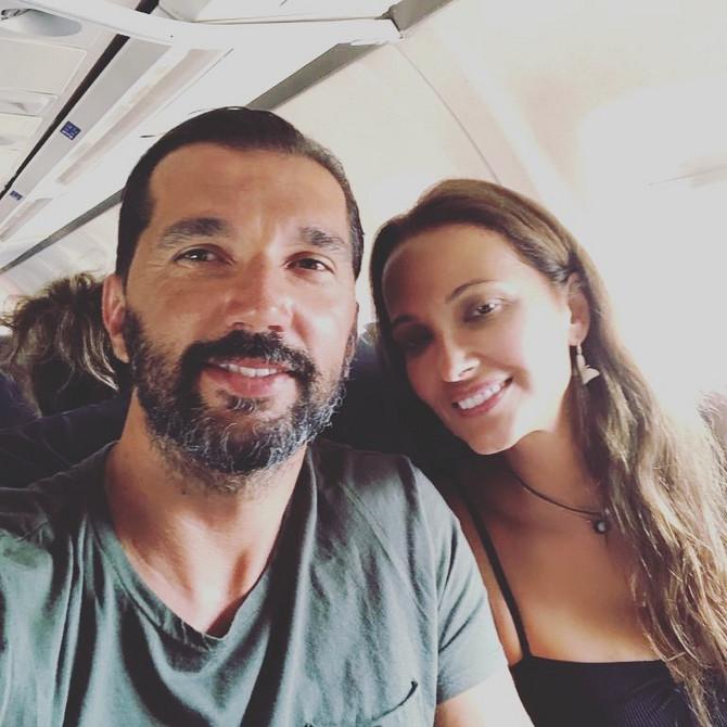Aleka Kamila i Peđa Stojaković