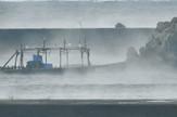 severna koreja ribarski brod japan