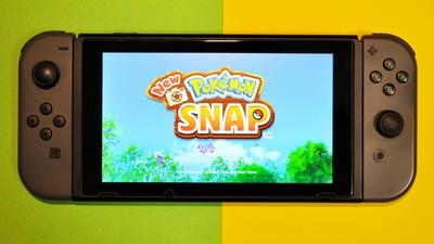 Pokémon Snap für die Switch im Test: Kamera statt Pokéball