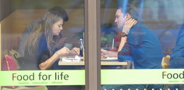 Wolał obiad z żoną niż bankiety