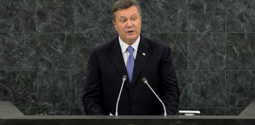 Wiktor Janukowycz skazany za zdradę stanu. Sąd ogłosił wyrok