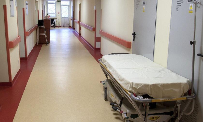 Okradają dzieci w szpitalu