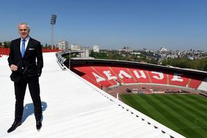 O MILOJEVIĆU, RADONJIĆU, POJAČANJIMA... Zvezdan Terzić za Blicsport: Sa krova se vidi Liga šampiona