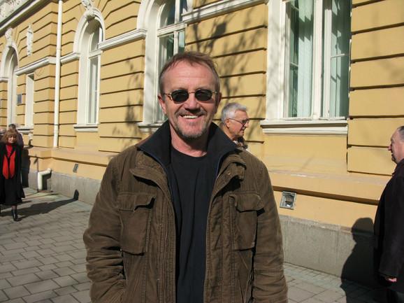 Vojislav Mijić, danas uspešan direktor Šabačkog plivačkog maratona