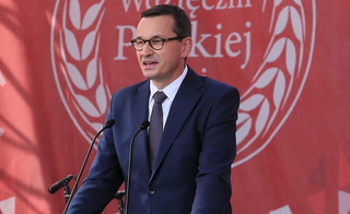Morawiecki: Potrzebujemy reformy wymiaru sprawiedliwości, by walczyć ze złogami komunistycznego systemu